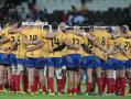 """Imaginea articolului România a învins Canada cu 17-15 la Cupa Mondială de rugby. """"Stejarii"""" au întors rezultatul de la 15-0 pentru adversari, cea mai importantă revenire din istoria Cupei Mondiale"""