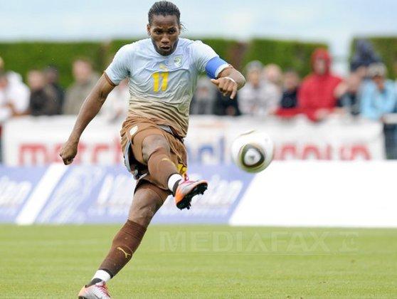 Imaginea articolului Didier Drogba se retrage din activitate