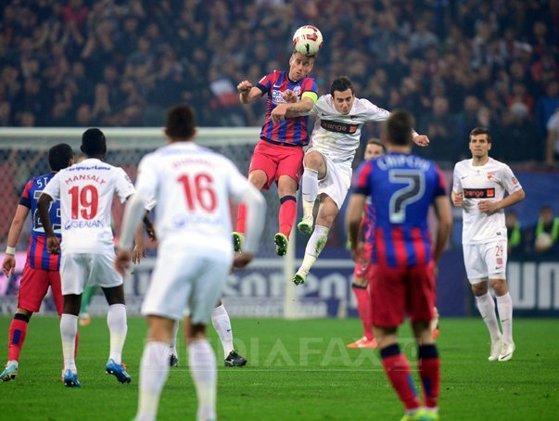 Imaginea articolului Dinamo - Steaua, în semifinalele Cupei României