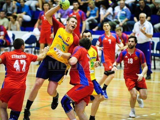 Imaginea articolului România - Austria, scor 32-29, în preliminariile europene ale CM de handbal masculin din 2017