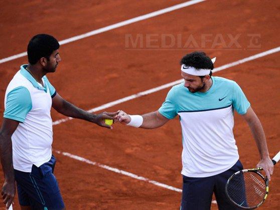 Imaginea articolului Florin Mergea şi Rohan Bopanna au pierdut finala de la Sydney