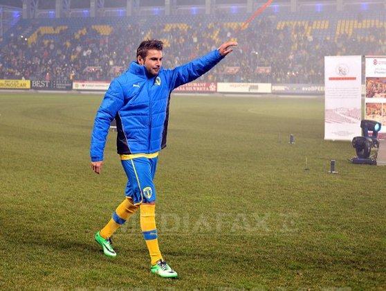 Imaginea articolului Adrian Mutu la ASA Târgu Mureş până la finalul acestui sezon