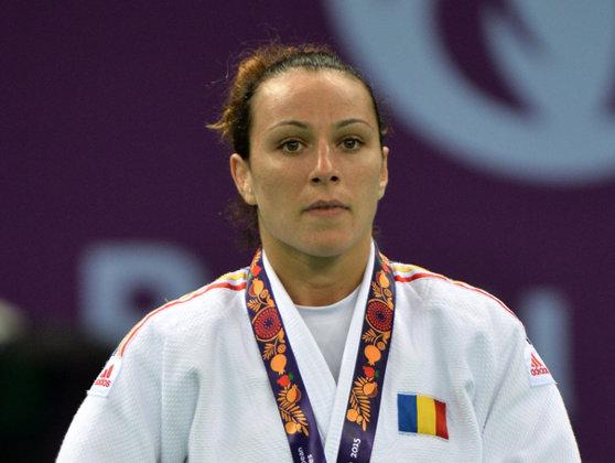 Imaginea articolului Judo: Andreea Chiţu, medaliată cu bronz la Grand Prix-ul de la Dusseldorf