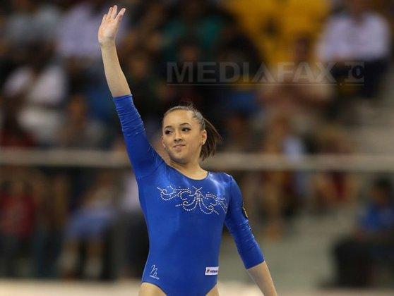 Imaginea articolului Veste tristă pentru sportul românesc: Larisa Iordache s-a accidentat la antrenamente şi va rata calificările pentru Jocurile Olimpice