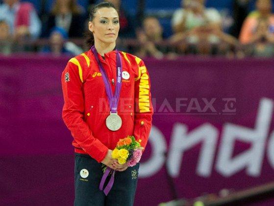 Imaginea articolului Cătălina Ponor, medaliată cu aur la World Challenge Cup, prima competiţie după retragerea din 2012