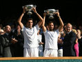 Imaginea articolului Tenis: Perechea Tecău/Rojer, deţinătoarea titlului, a fost eliminată în primul tur de la Wimbledon