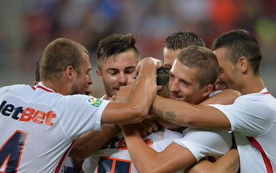 SPARTA PRAGA - STEAUA 1-1, în turul trei al Ligii Campionilor