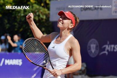 Simona Halep s-a calificat în optimile turneului de la Montreal după 6-2, 6-3 cu Daria Gavrilova