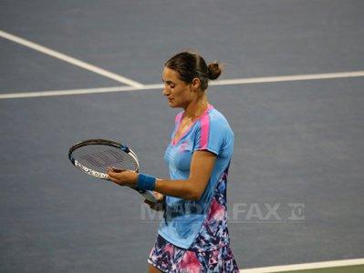 Monica Niculescu, eliminată de Radwanska în turul secund al turneului de la Montreal
