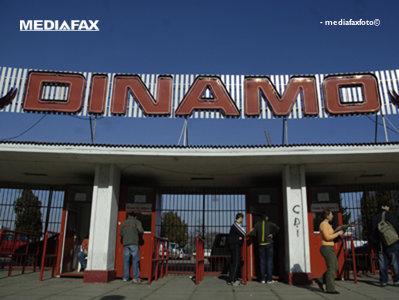 Dinamo Bucureşti - Gaz Metan Mediaş, scor 1-1, în al doilea meci din etapa a 6-a din Liga 1