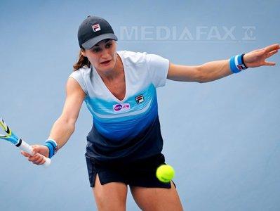 Perechea Monica Niculescu şi Sania Mirza s-au calificat în finala turneului de tenins de la New Heaven