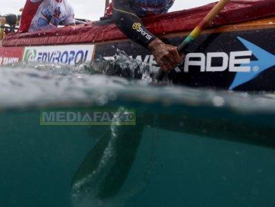 Echipajul de canotaj patru rame masculin al României a obţinut cea mai importantă medalie la Mondialele de juniori