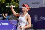 Imaginea articolului Simona Halep a învins-o pe Madison Keys, în primul meci de la Turneul Campioanelor 2016: Voi încerca să fiu la cel mai înalt nivel şi în următoarele partide şi să le câştig