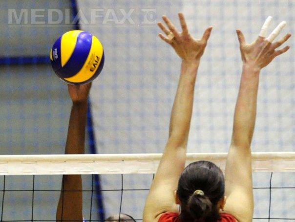 Imaginea articolului Volei: Naţionala României de junioare a obţinut calificarea la Campionatul European din acest an
