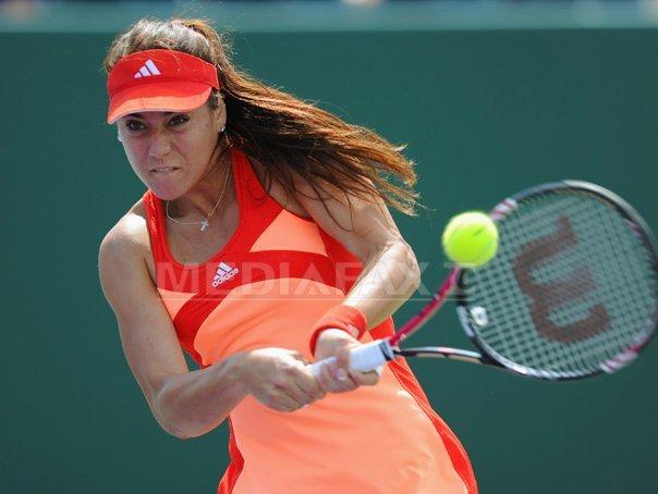 Imaginea articolului Sorana Cîrstea şi Irina Begu, victorii în primul tur al turneului de la Australian Open