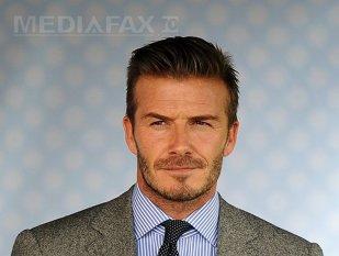 Gestul lui David Beckham care a ÎNDUIOŞAT o lume întreagă. Cum a fost surprins starul fotbalului englez