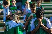 VIDEO Lacrimi şi durere! Echipa Chapecoense a avut primul meci de fotbal, după accidentul aviatic din Columbia