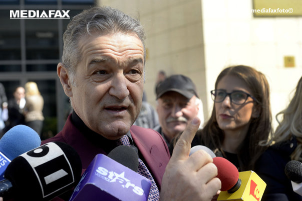 Imaginea articolului George Becali: Steaua şi-a schimbat oficial numele, e FCSB. Nu voiam să mai existe discuţii