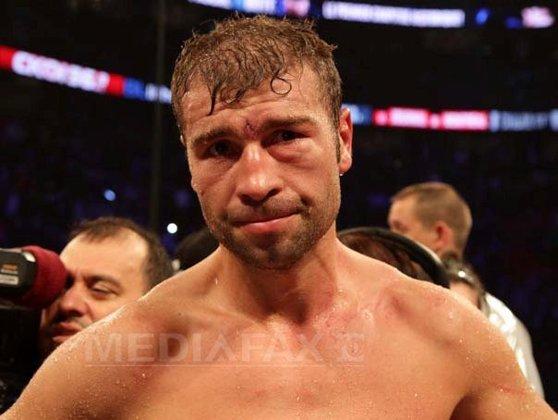 Imaginea articolului Lucian Bute a fost învins de columbianul Eleider Alvarez prin knockout în repriza a cincea/ Ce spun Bute şi Alvarez după meci