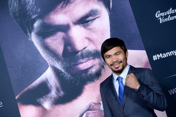 Imaginea articolului Manny Pacquiao va boxa împotriva britanicului Amir Khan: A fost dorinţa fanilor