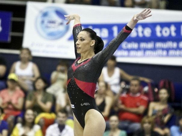 Imaginea articolului A întrecut-o pe Nadia Comăneci. Cătălina Ponor devine cea mai medaliată gimnastă din România la Campionatele Europene