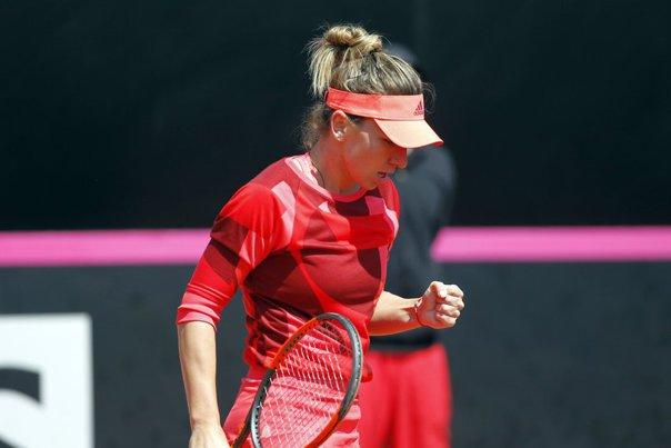 Imaginea articolului Simona Halep debutează în proba de dublu a turneului de la Stuttgart