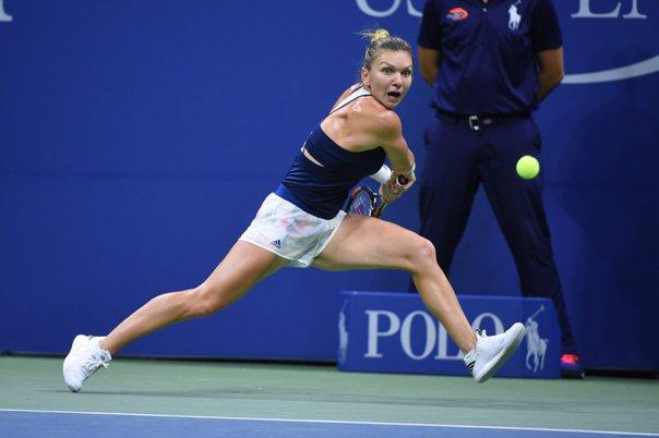 Imaginea articolului Simona Halep s-a calificat în sferturile probei de dublu la turneul de la Stuttgart