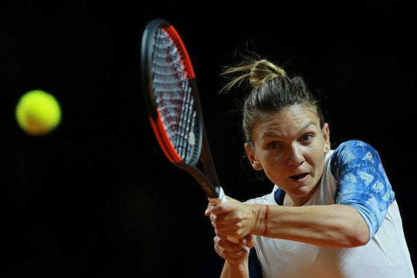Imaginea articolului Simona Halep s-a calificat în semifinalele turneului WTA de la Stuttgart: Cred că am făcut unul dintre cele mai bune meciuri din acest an