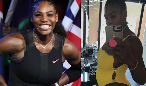 Imaginea articolului Serena Williams a anunţat că nu se va retrage din tenis după naştere