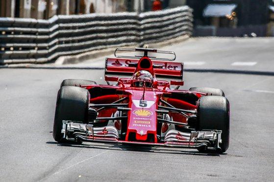 Imaginea articolului Sebastian Vettel a câştigat Marele Premiu de Formula 1 al Principatului Monaco