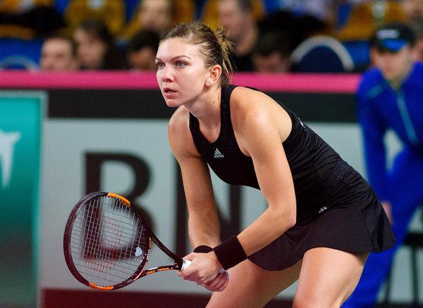 Imaginea articolului Halep joacă astăzi cu Jana Cepelova, pe arena Philippe Chatrier, în primul tur la Roland Garros