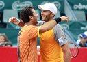 Imaginea articolului Tecău şi Rojer s-au calificat în sferturile de finală ale turneului de la Halle