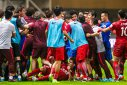 Imaginea articolului VIDEO Fotbalistul brazilian Oscar, suspendat opt etape după ce a provocat o bătaie într-un meci din China