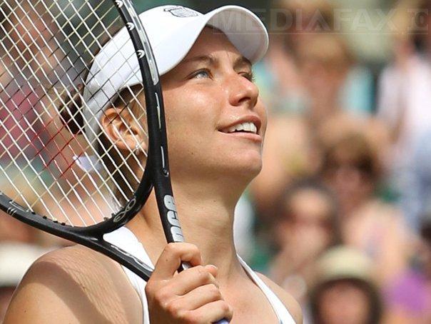 Imaginea articolului Vera Zvonareva a câştigat cel mai rapid meci din Era Open, la turneul ITF de la Fergana