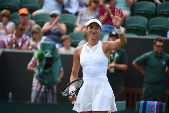 Imaginea articolului Garbine Muguruza câştigă titlul de la Wimbledon după o demonstraţie de forţă cu Venus Williams