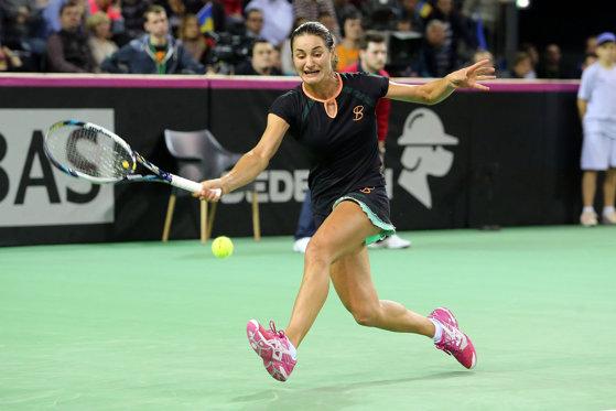 Imaginea articolului Monica Niculescu şi Hao-Ching Chan, înfrângere drastică în finala probei de dublu, la Wimbledon: 0-6, 0-6 cu Makarova/Vesnina
