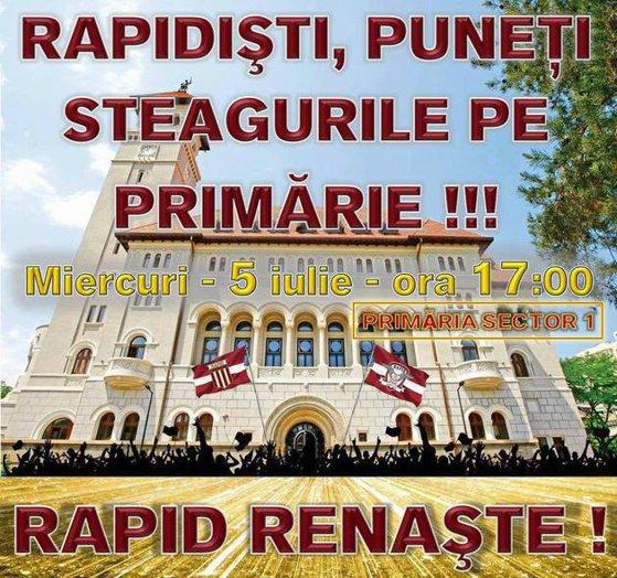 Imaginea articolului L. Dragnea, despre Rapid: Eu cred că şi Primăria Capitalei doreşte să se implice