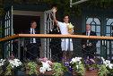 Imaginea articolului Elena Vesnina, campioana în proba de dublu la Wimbledon: De fiecare dată când intră Federer în vestiar, se face linişte