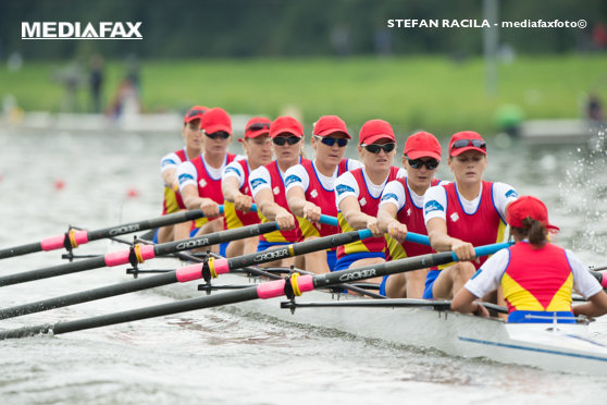 Imaginea articolului Aur pentru România, la Campionatele Mondiale de canotaj U23: Cine sunt sportivii care au cucerit medaliile