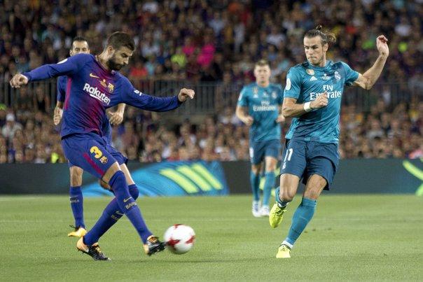 Imaginea articolului Pique, FC Barcelona: Trebuie să acceptam înfrângerea şi faptul că Real Madrid a fost mai bună