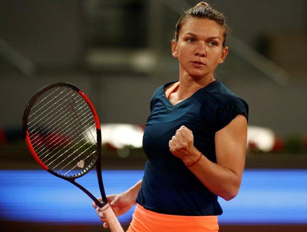 Imaginea articolului Simona Halep s-a calificat în sferturile de finală ale turneului de la Cincinnati