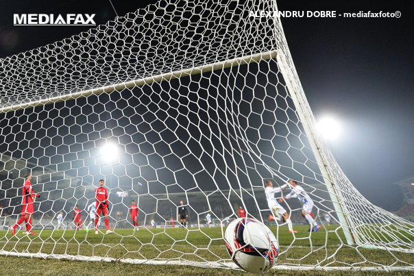 Imaginea articolului FC Viitorul - Red Bull Salzburg, scor 1-3, în prima manşă a play-off-ului Europa League
