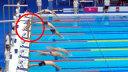 Imaginea articolului VIDEO | Un înotător spaniol a ţinut SINGUR un minut de reculegere în timpul unei probe la care participa: M-am simţit mai bine decât dacă aş fi câştigat tot aurul din lume