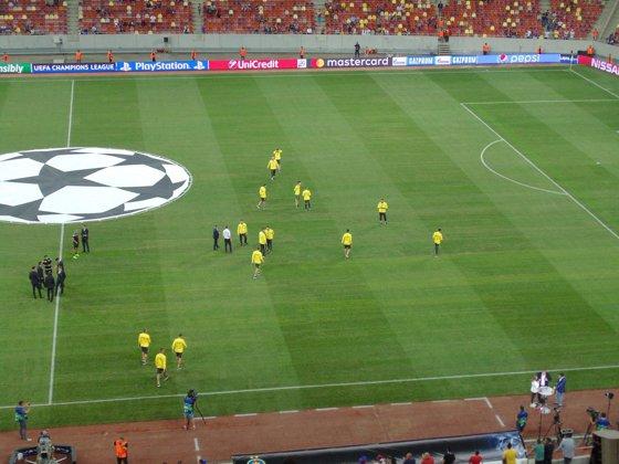 Imaginea articolului LIVE BLOG | FCSB - Sportin 1-1. FCSB a prins curaj şi a făcut pasul în faţă, după ce portughezii i-au speriat la începutul partidei