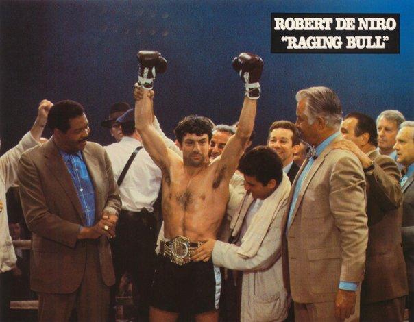 Imaginea articolului Jake LaMotta, pugilistul interpretat de Robert De Niro în filmul Raging Bull, s-a stins din viaţă