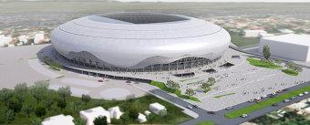 Cel mai aşteptat stadion urmează să fie inaugurat la finalul lunii octombrie