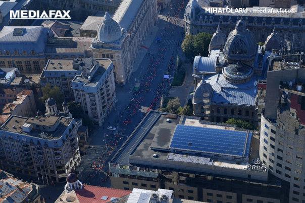 Imaginea articolului Restricţii de circulaţie, sâmbătă şi duminică, pe MARI bulevarde din Capitală. Unde are loc Maratonul Internaţional Bucureşti