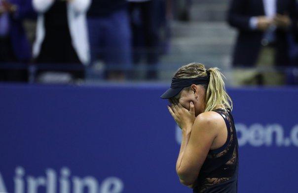 Imaginea articolului Maria Şarapova s-a calificat într-o nouă finală, după o pauză de aproape doi ani şi jumătate