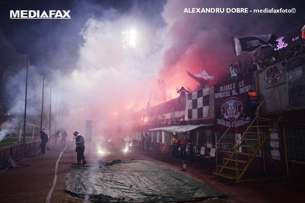 Imaginea articolului Ion Ion, despre atmosfera de la Rapid-Steaua: A fost ca un meci din Grecia, ca la PAOK