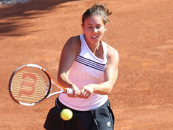 Imaginea articolului Mihaela Buzărnescu, în sferturile probei de dublu la turneul de la Luxemburg